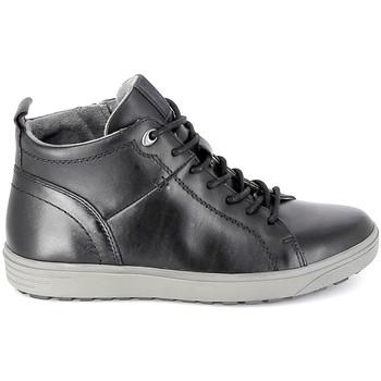 Chaussures Homme Baskets montantes Jana Sneaker 25202 Noir Noir