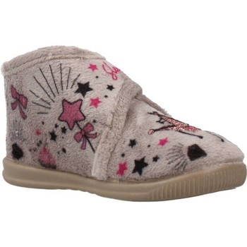 Chaussures Fille Chaussons Vulladi 8117 Gris