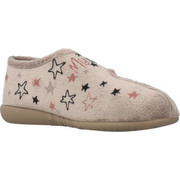 Chaussures Fille Chaussons Vulladi 8240 Gris
