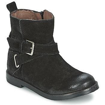Bottines / Boots Aster NINON Noir 350x350