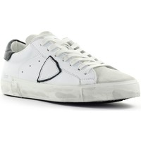 Chaussures Homme Baskets basses Philippe Model Prsx Basic White