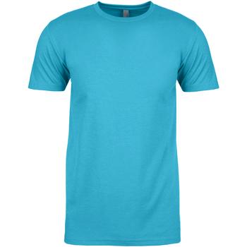 Vêtements Homme T-shirts manches courtes Next Level NX6210 Bleu vif