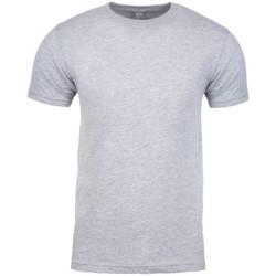 Vêtements T-shirts manches courtes Next Level NX3600 Gris chiné