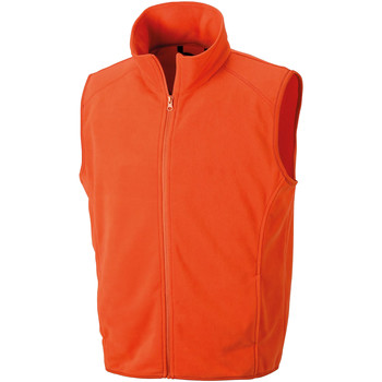 Vêtements Homme Gilets / Cardigans Result R116X Orange