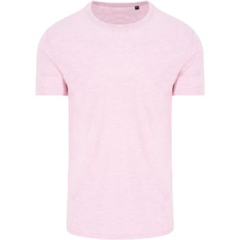 Vêtements Homme T-shirts manches courtes Awdis JT032 Rose