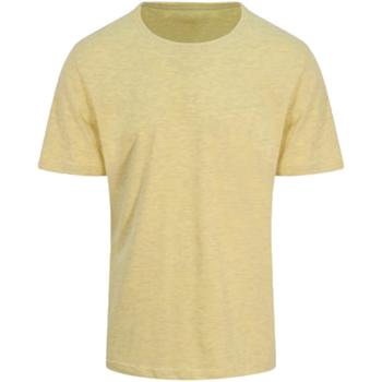 Vêtements Homme T-shirts manches courtes Awdis JT032 Jaune
