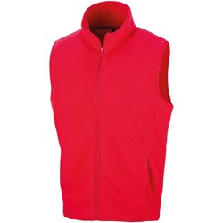 Vêtements Homme Gilets / Cardigans Result R116X Rouge