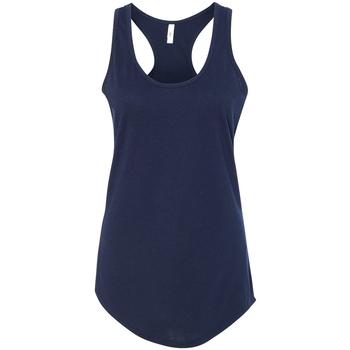 Vêtements Femme Débardeurs / T-shirts sans manche Next Level NX1533 Bleu marine