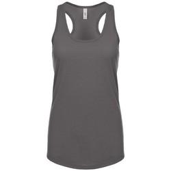 Vêtements Femme Débardeurs / T-shirts sans manche Next Level NX1533 Gris foncé