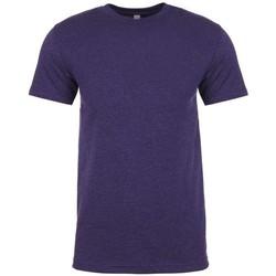 Vêtements Homme T-shirts manches courtes Next Level NX6210 Violet foncé