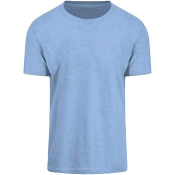 Vêtements Homme T-shirts manches courtes Awdis JT032 Bleu