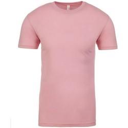 Vêtements T-shirts manches courtes Next Level NX3600 Rose clair