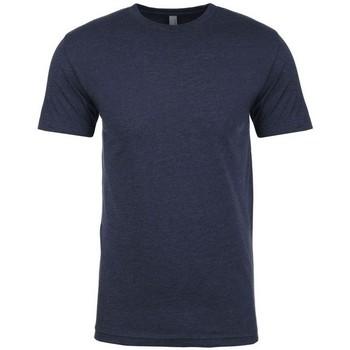Vêtements Homme T-shirts manches courtes Next Level NX6210 Bleu marine