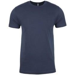 Vêtements T-shirts manches courtes Next Level NX3600 Indigo