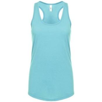 Vêtements Femme Débardeurs / T-shirts sans manche Next Level NX1533 Bleu clair
