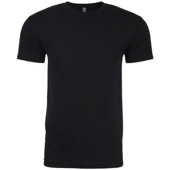 Vêtements Homme T-shirts manches courtes Next Level NX6210 Noir