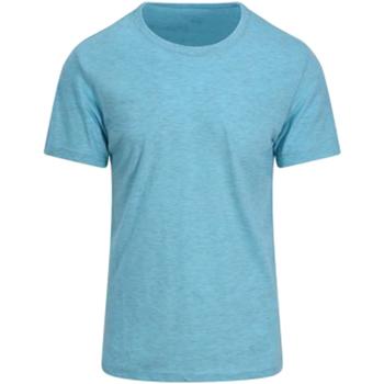 Vêtements Homme T-shirts manches courtes Awdis JT032 Bleu clair