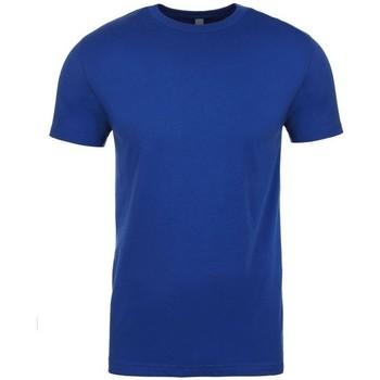 Vêtements T-shirts manches courtes Next Level NX3600 Bleu roi