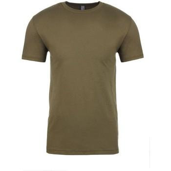 Vêtements T-shirts manches courtes Next Level NX3600 Vert kaki