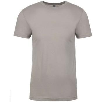 Vêtements T-shirts manches courtes Next Level NX3600 Gris clair