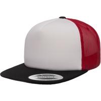 Accessoires textile Casquettes Flexfit F6005FW Noir / blanc / rouge