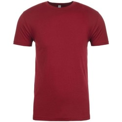 Vêtements T-shirts manches courtes Next Level NX3600 Rouge foncé