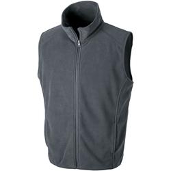 Vêtements Homme Gilets / Cardigans Result R116X Gris foncé