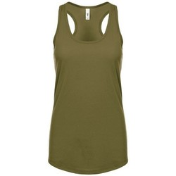 Vêtements Femme Débardeurs / T-shirts sans manche Next Level NX1533 Vert kaki