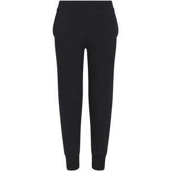 Vêtements Enfant Pantalons de survêtement Awdis JH74J Noir