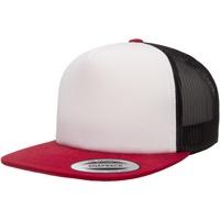 Accessoires textile Casquettes Flexfit F6005FW Rouge / blanc / noir