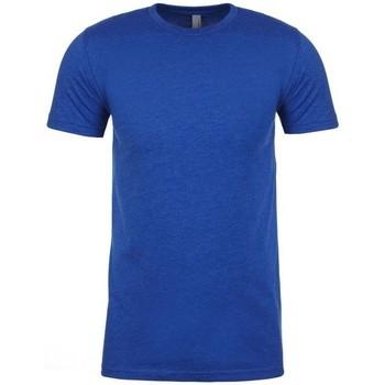Vêtements Homme T-shirts manches courtes Next Level NX6210 Bleu roi