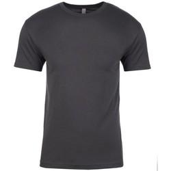 Vêtements T-shirts manches courtes Next Level NX3600 Gris foncé