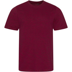 Vêtements Homme Lyle & Scott Awdis JT031 Rouge chiné