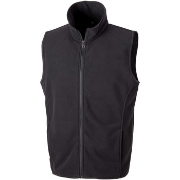 Vêtements Homme Gilets / Cardigans Result R116X Noir