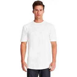 Vêtements Homme T-shirts manches courtes Next Level NX3602 Blanc