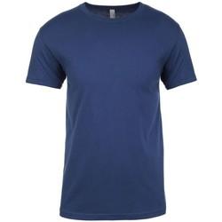 Vêtements T-shirts manches courtes Next Level NX3600 Bleu