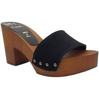 Chaussures Femme Sabots My Clogs MY10 Noir