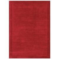 Maison & Déco Tapis Novatrend Tapis pure laine CANDY rouge 160x230 Rouge