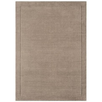 Maison & Déco Tapis Novatrend Tapis pure laine CANDY taupe 160x230 Taupe