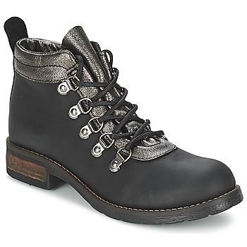 Bottines / Boots Casual Attitude MIZATTE Noir 350x350