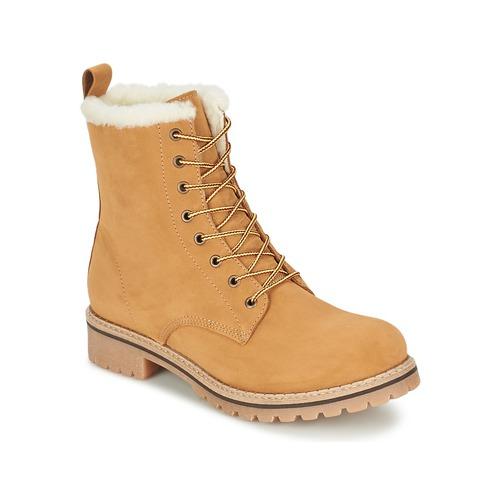 Bottines / Boots Casual Attitude EFUTIFE Beige 350x350