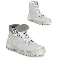 Chaussures Femme Boots Casual Attitude PALLIANE Gris