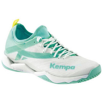 Chaussures Femme Multisport Kempa Chaussures femme  Wing Lite 2.0 blanc/bleu turquoise