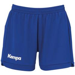 Vêtements Femme Shorts / Bermudas Kempa Short femme  Prime bleu azur