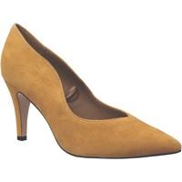 Chaussures Femme Escarpins Caprice 9-22412-25 jaune velours