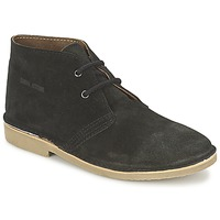 Chaussures Homme Boots Casual Attitude IXIFU Noir