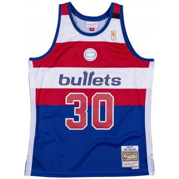 Vêtements Homme Débardeurs / T-shirts sans manche Les Iles Wallis et Futuna Maillot NBA Ben Wallace Washin Multicolore