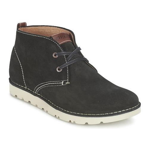 Chaussures Homme Boots Birkenstock HARRIS Noir