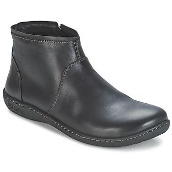 Chaussures Femme Boots Birkenstock BENNINGTON Noir