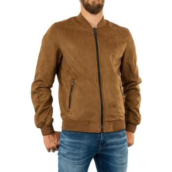 Vêtements Homme Blousons Salsa united kingdom 9060 marron